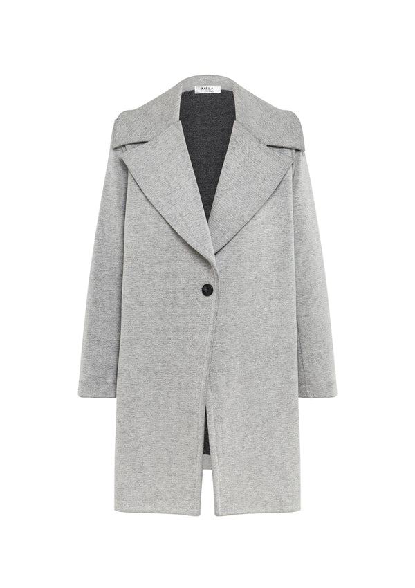 Mela Purdie Oxford Knit Chapel Coat