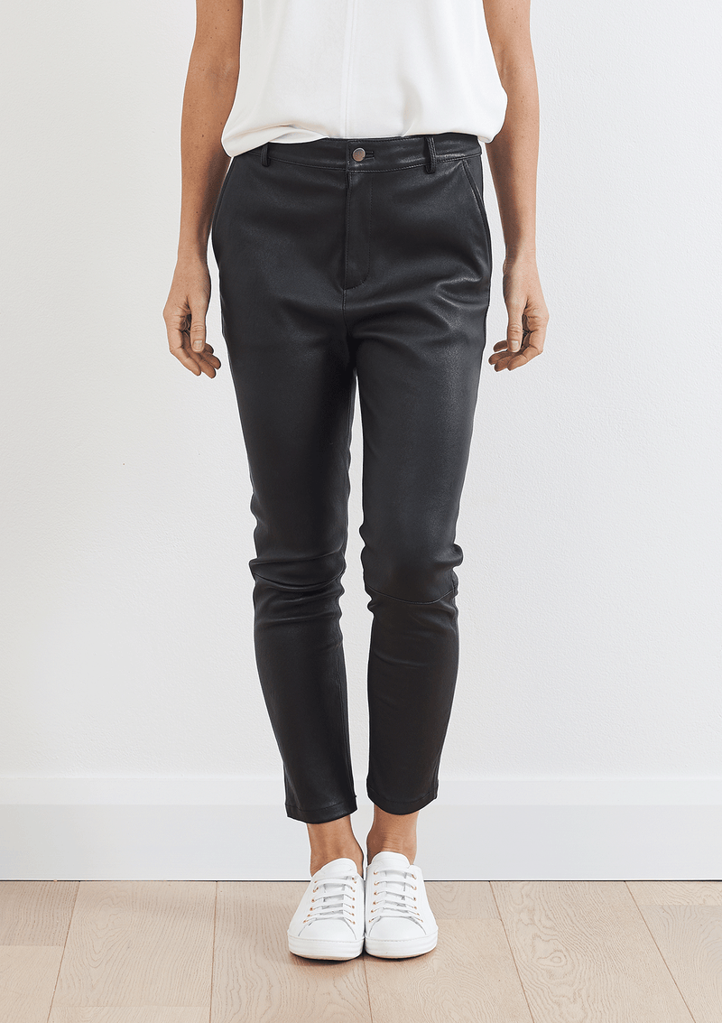 Luxe Deluxe Second Skin Drop Crutch Pant