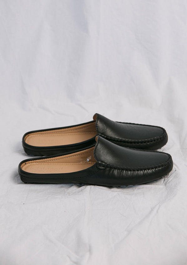 Khlassik Blackless Loafer Black