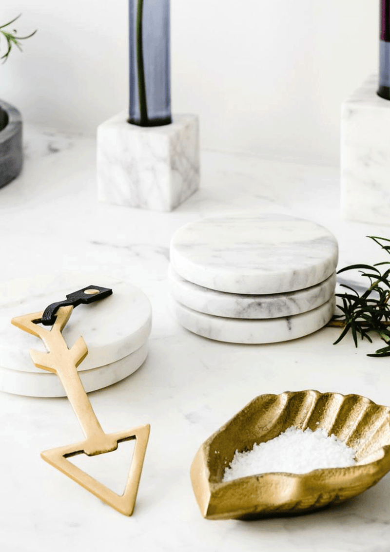 Marble Basics Cupid Bottle Opener