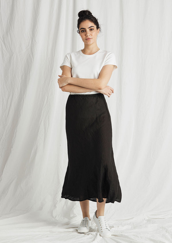 CP Shades Tanya Bias Cut Skirt