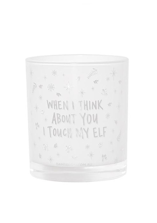 Damselfly I Touch My Elf Candle