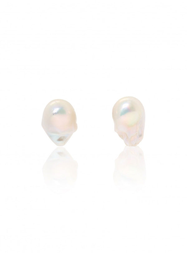 Carly Paiker Calliope Baroque Pearl Studs