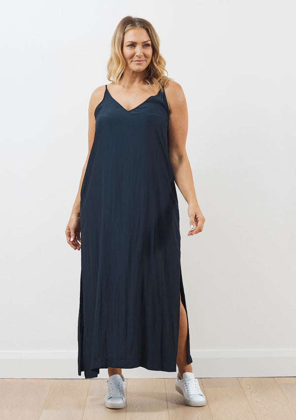 Mela Purdie Curve Crystal Maxi Dress