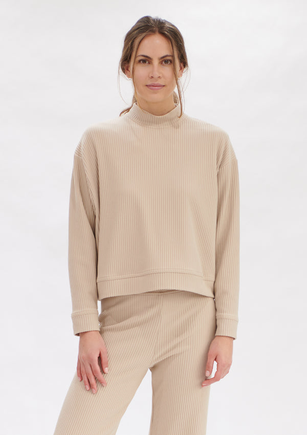 Mela Purdie Ridge Rib Mid Sweater