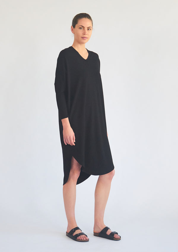 Mela Purdie Matte Jersey Floating Dress
