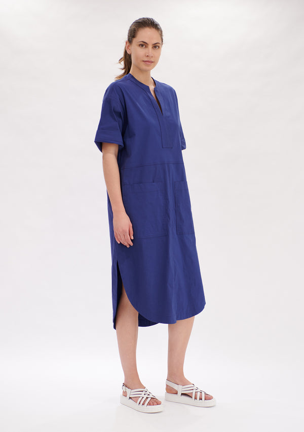 Mela Purdie Microprene Frame Dress