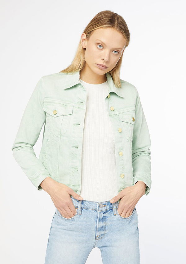 Frame Le Vintage Jacket Cloud