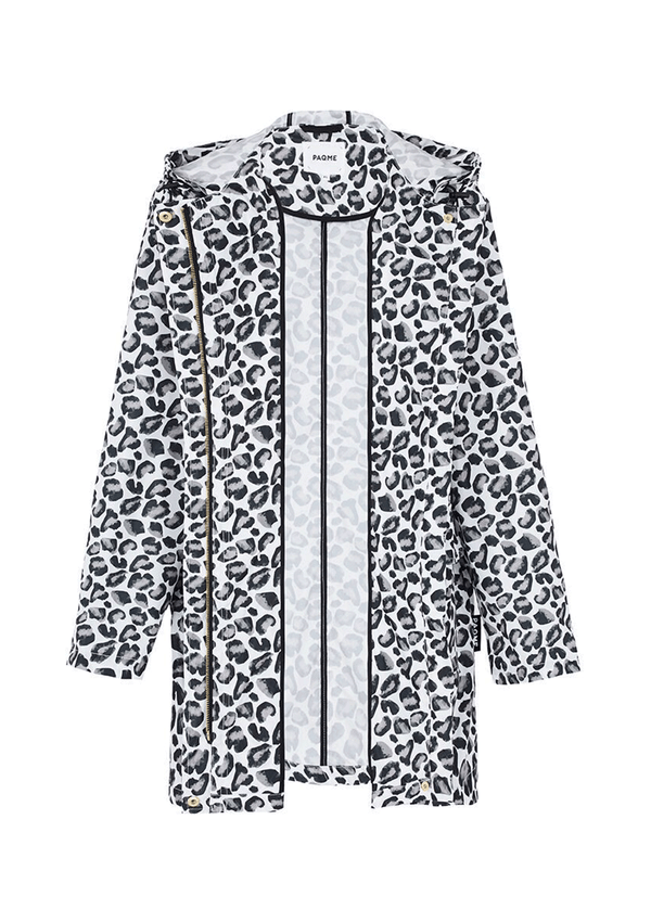 PAQME Geo-Leopard Anyday Raincoat