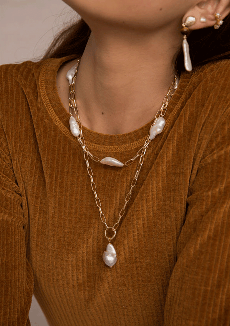 F+H Get Down Necklace