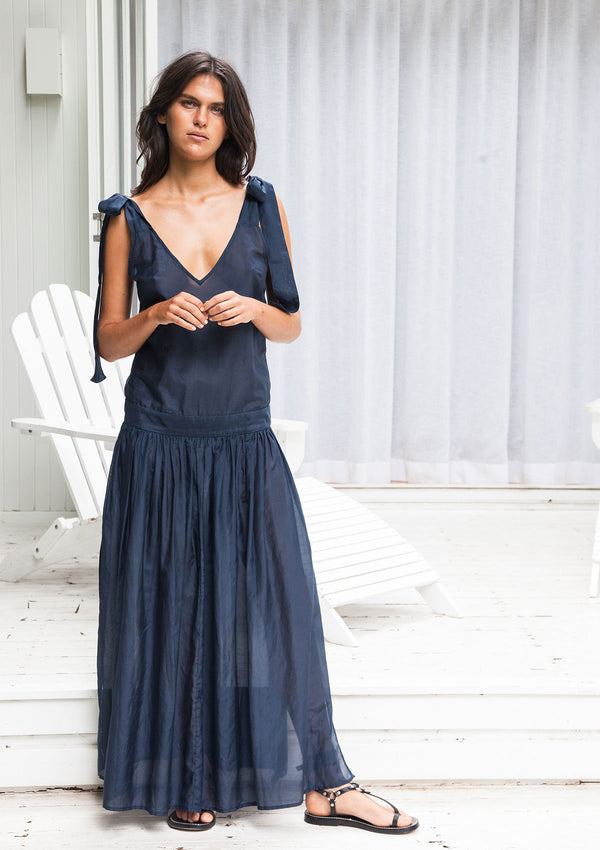 Bird & Knoll Gisele Maxi Dress