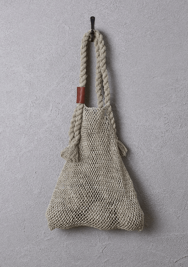 Dharma Door Jumbo Hemp String Bag