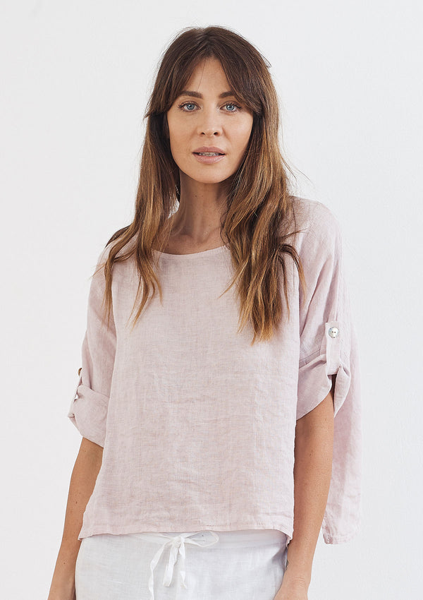 Khlassik Madison Tab Slv Top