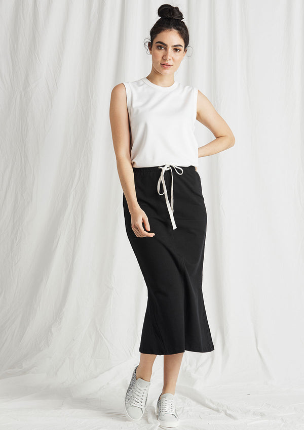 Khlassik Cotton Terry Track Skirt