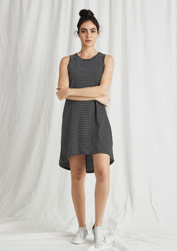 Khlassik Organic Cotton Sleeveless Tank Dress