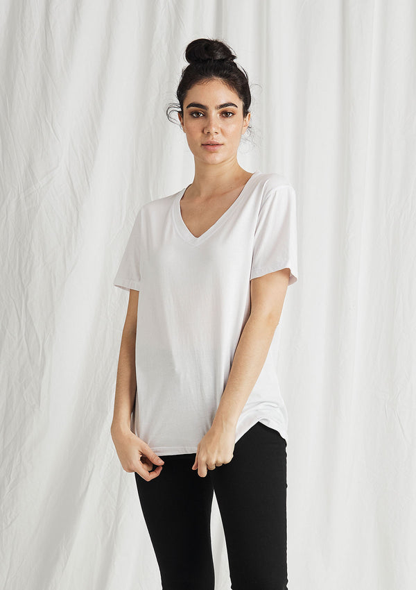 Khlassik Organic Cotton V T-Shirt