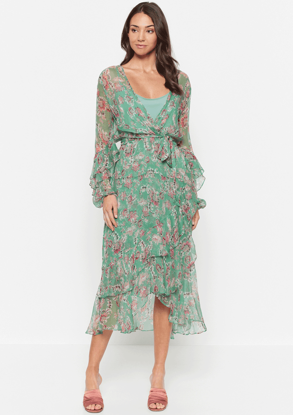 Luxe Deluxe The Real You Maxi Dress