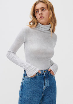 American Vintage Massachusetts Turtleneck Top