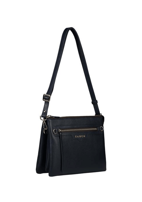 SABEN Matilda Shoulder Bag Black