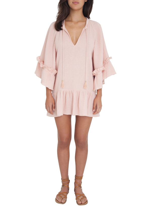 Bird & Knoll Mariposa Beach Tunic