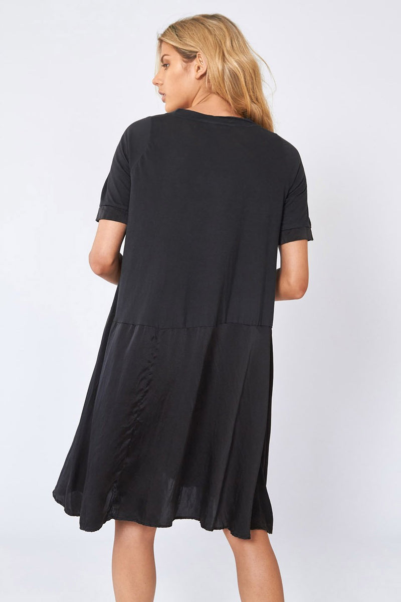 Primness Batch Tee Dress