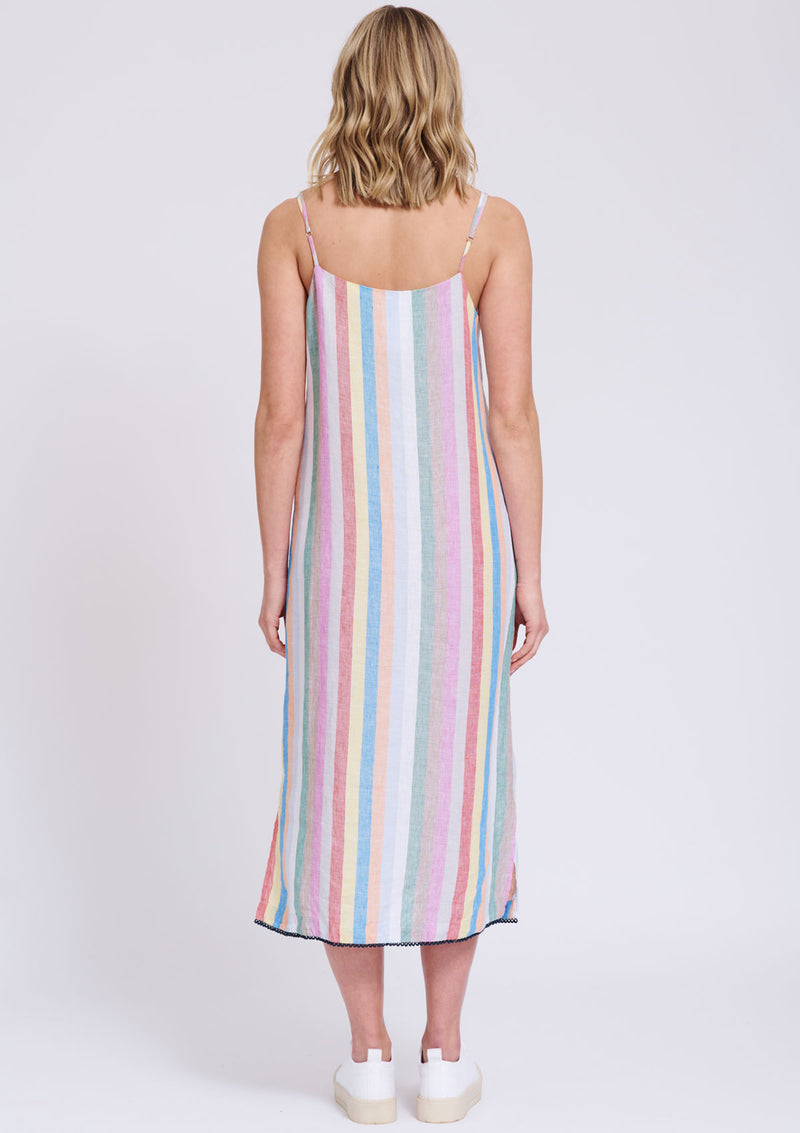 Ali Rainbow Beach Dress