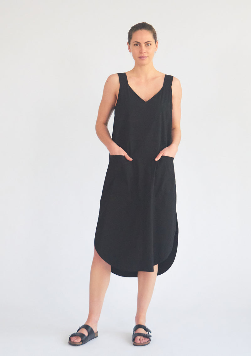 Mela Purdie Microprene Staple Dress