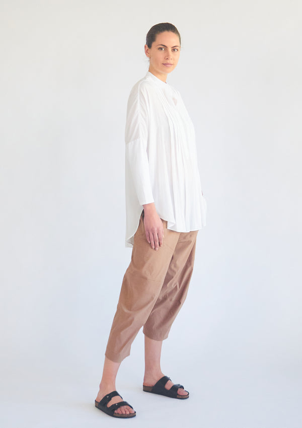 Mela Purdie Sunray Spliced Shirt