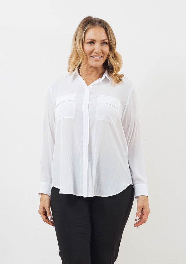 Mela Purdie Curve Soft Pocket Shirt