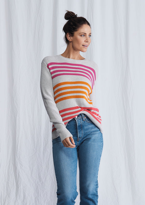 Alessandra Summer Spritz Sweater