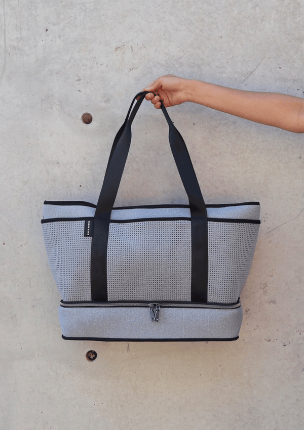 Prene The Sunday Bag Grey Marle