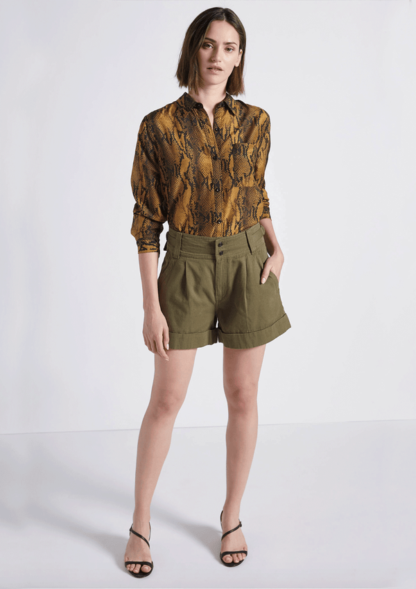Current Elliot The Relaxed Army Short