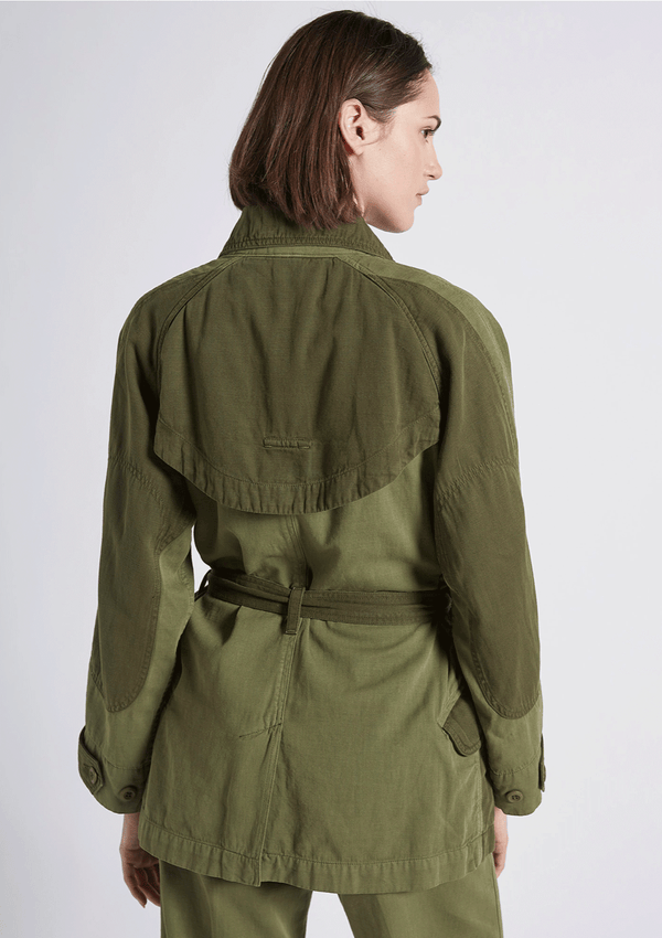 Current Elliot The Relaxed Military Jacket