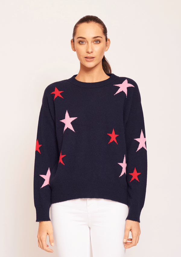 Ali Soulstar Sweater Navy