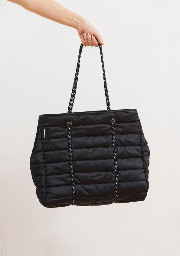 Prene Bags the Windsor Bag Black