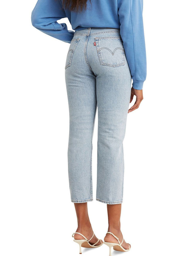 Levis Wedgie Straight Pant