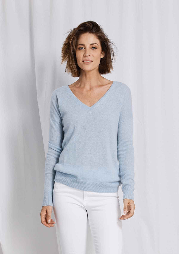 WW Essential V Neck Sweater