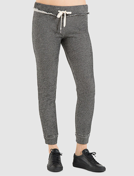 Bella Dahl Raw Edge Sweat Pant