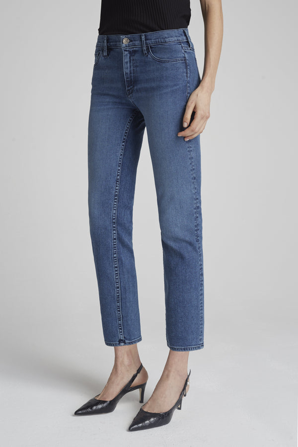 3x1 Corey Straight Crop Jean