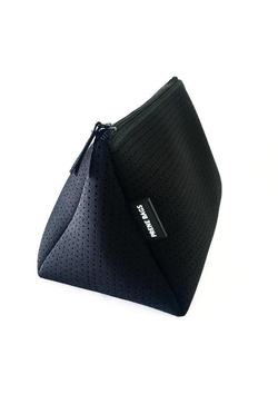 Prene Bags the Cosmetic Bag Black