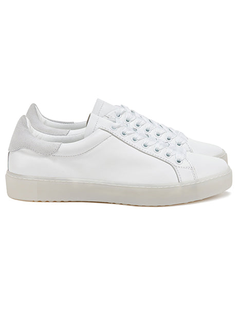 Department of Finery Melrose Sneaker White