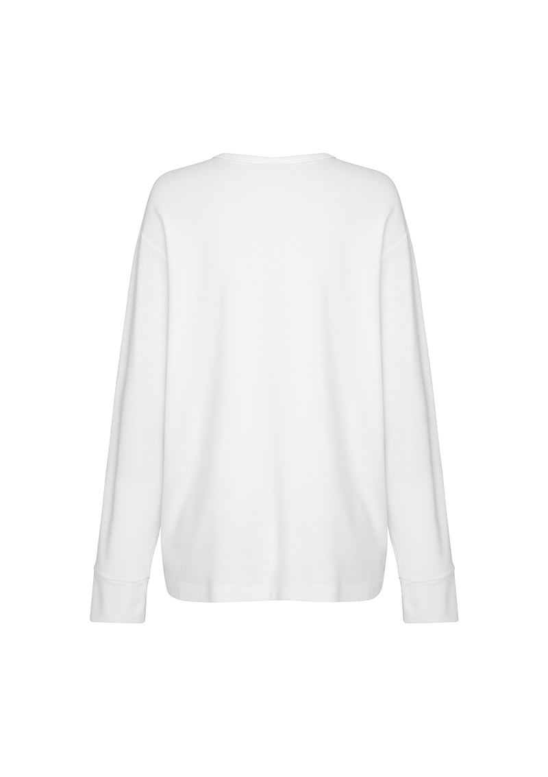 Mela Purdie Compact Knit Signature Sweater
