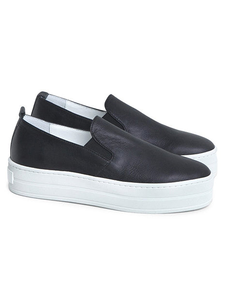 Department of Finery Willow Sneaker Black