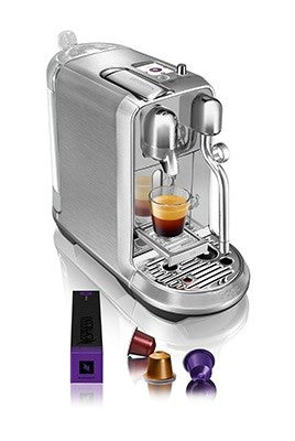 Nespresso Creatista Plus Review