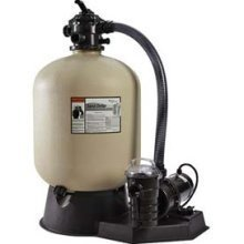 Pentair PNSD0040DE1160 Sand Dollar Aboveground Filter System with Blow-Molded Tank, 1 HP