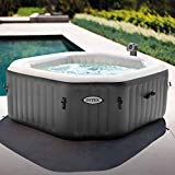 Intex 120 Bubble Jets 4 Person Octagonal PureSpa