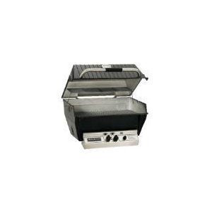 Broilmaster H3 Deluxe Gas Grill with Stainless Steel Grids Natural Gas