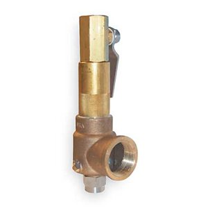 Apollo Valves 523EEBKMAA0450 Multi-Purpose Safety Relief Valve - 1 x 1 1/4