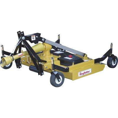 King Kutter Rear Discharge Finish Mower - 72in. Model Number RFM-72