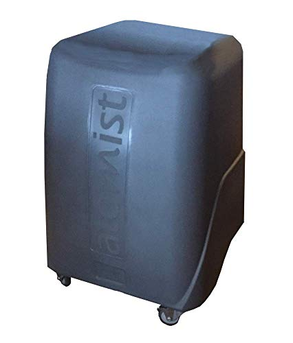 Atomist Fans R33 Portable Rolling Cart Water Reservoir Unit, 25 Gallon Capacity (for use with Atomist Electric Cooling Misting Fan Heads)